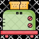 Electronics Sandwich Toaster Slice Toaster Icon