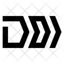 Breadcrumb Link Sitemap Icon
