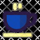 Break Coffee Business Icon