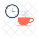 Break Time Tea Icon