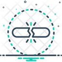 Break Chain Break Chain Icon