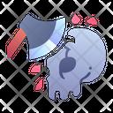 Break Skull Icon