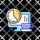 Break Time Icon