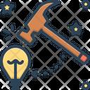Breakable Fragile Frangible Icon