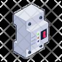 Changeover Breaker Button Breaker Panel Icon