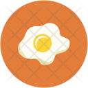 Breakfast Egg Food Icon