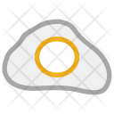 Breakfast Egg Fried Icon