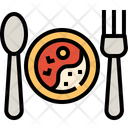 Breakfast Lunch Food Icon