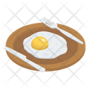Breakfast Food Egg Icon