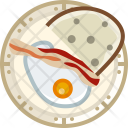 Breakfast Dish Cooking Icon