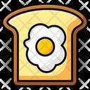 Breakfast Egg Fried Egg Icon