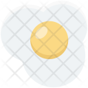 Breakfast Cooked Egg Icon