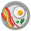 Breakfast Food Meal Icon