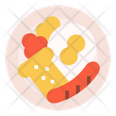 Meal Lunch Egg Icon