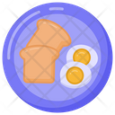 Food Meal Breakfast Icon