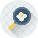 Breakfast Egg Omelette Icon