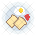 Breakfast Food Morning Icon