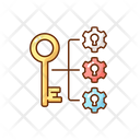 Breaking Down Problems Icon
