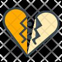 Broke Up Breakup Icon