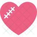 Bandage Breakup Broken Heart Icon