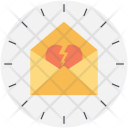 Breakup Message Icon