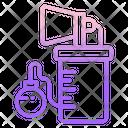 Ibreast Pump Breast Pump Feeding Pump Icon