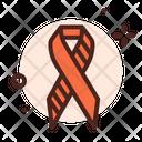 Breast Ribbon Breast Cancer Icon