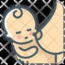 Breastfeeding Feeding Newborn Icon