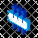 Mattress Foam Breathable Icon