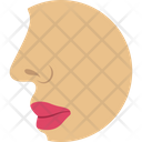 Breeth Nose Smell Icon