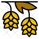 Hops Brew Taste Icon