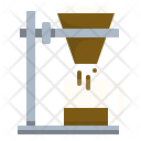 Brewed Coffee Paper Icon