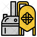 Brewery Manufacturing Fermentation Icon