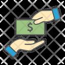 Bribe Election Corruption Icon