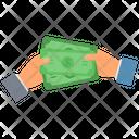 Bribery Corruption Crime Icon