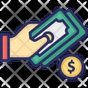 Bribery Corruption Graft Icon