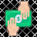 Pay Off Bribery Corruption Icon