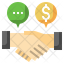 Bribery Deal Procurement Icon