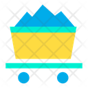 Brick Cart Brick Cart Icon