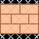 Block Brick Wall Icon