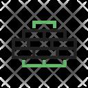 Brick Wall Icon