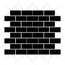 Brickwall Brick Wall Icon