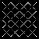 Brick Wall Defense Icon