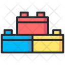 Brick Toy Kid Icon
