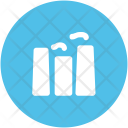 Brick Towers Factory Icon