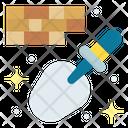 Brick Construct Icon