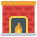 Brick Furnace Icon