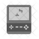 Brick Game Handhold Icon