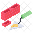 Brick Staining Icon