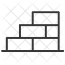 Brick Wall Wall Partition Icon